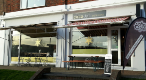 Frontage of Circa Deli Woodingdean - Where to eat in Woodigndean