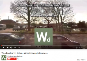screenshot of woodingdean in business video