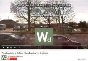 screenshot of woodingdean in business video