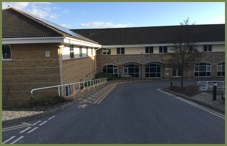 entrance-to-nuffield-hospital-woodingdean