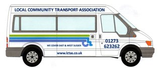 Local Community transport Association Ltd