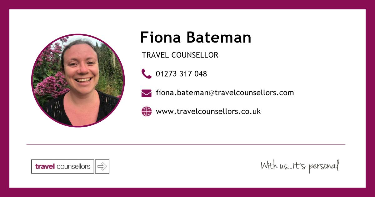 Fiona Bateman - Travel Counsellors